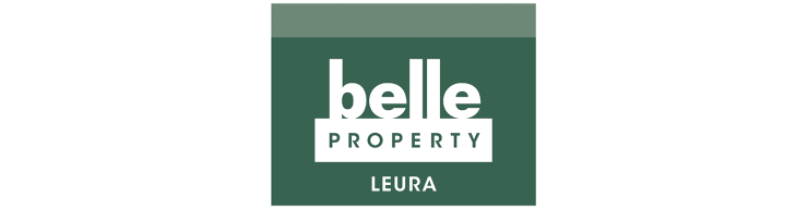 Belle Property Leura Logo