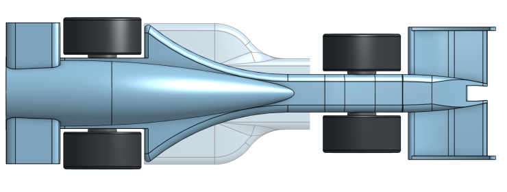 Sidepod Graphic
