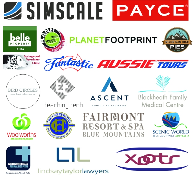 Website Footer Sponsor Logos